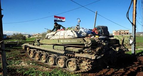 حسم السوريين يُربك غرف العمليات في الداخل والخارج …