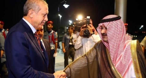 النظام السعودي يطرح وصفة تركية لتحسين العلاقة بين أنقرة والقاهرة