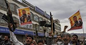 دفاعات «أنصار الله» الجوية تسقط  طائرة استطلاع «معادية» غرب صنعاء