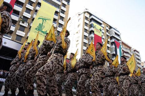 اسرائيل تعرض قدرات حزب الله: جيش نظامي براً وبحراً وجواً