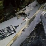 الدفاعات الجوية السورية تسقط طائرة استطلاع أمريكية معادية شمالي اللاذقية