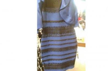الفستان الغامض حصد 73 مليون مشاهدة في محاولة كشف ألوانه الحقيقية وإليكم التفسير العلمي للألوان