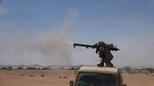 يوم حاسم في مأرب.. الجيش يتقدم ويقطع امدادات المتشددين في الجدعان