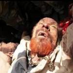 مقتل عزت الدوري ونشر صورة لجثته