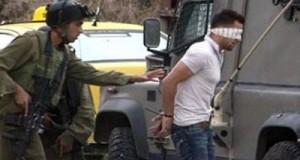 جيش الاحتلال الإسرائيلي يشن حملة اعتقالات في الضفة الغربية تطال 34 فلسطينياً