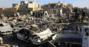 دعوة للتظاهر في صنعاء الاثنين احتجاجا على العدوان السعودي