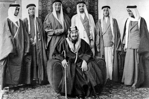 آل سعود بين عروبتين – فؤاد ابراهيم