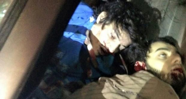مقتل الارهابي اسامة منصور وشخص آخر في اشتباك مع دورية لشعبة المعلومات في طرابلس