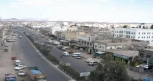 مسيرة جماهيرية بذمار تنديدا باستمرار العدوان السعودي والمطالبة برفع الحصار