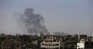 اليمن.. التحالف يستهدف مطار الحديدة وميدان السبعين
