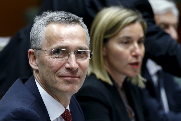 امين عام حلف الناتو ينس ستولتنبرغ