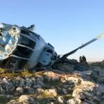 سوريا.. تحطم مروحية بمطار كويرس ومقتل طاقمها