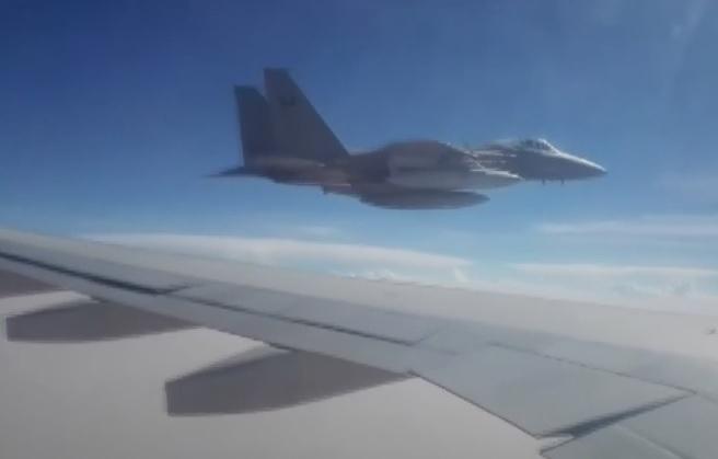 Saudi_jets_Iran_plane