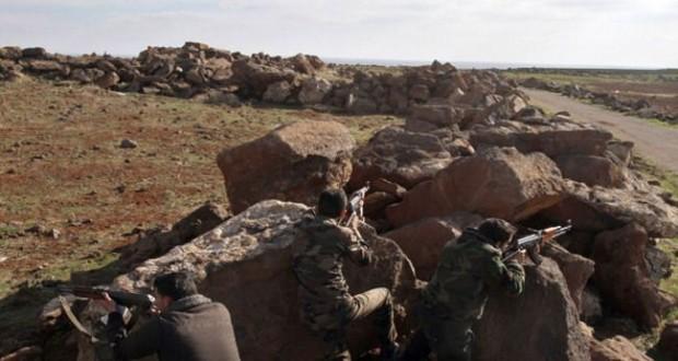 """القضاء على العشرات من مسلحي """"النصرة"""" في درعا والقنيطرة"""