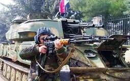 الجيش السوري يغلق أهم معبر للمسلحين في الغوطة الشرقية