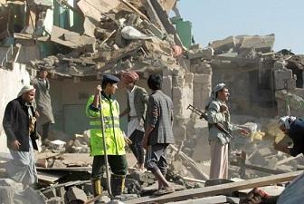 طيارون أجانب يقصفون الشعب اليمني وذخائر اسرائيلية الى السعودية ومشاركة أمريكية