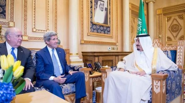 كيري ينصب في الرياض سلم نزول السعودية عن الشجرة؟!