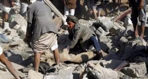 وقف جزئي لضربات العدوان على اليمن لإيصال المساعدات