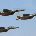 طائرات العدوان على اليمن تعاود التحليق في سماء ذمار