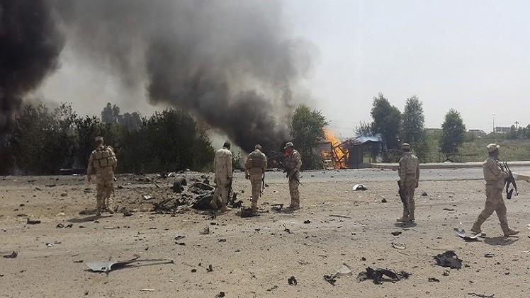 قوات عراقية (صورة أرشيفية)