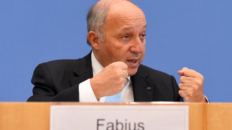 وزير الخارجية الفروسي لوران فابيوس