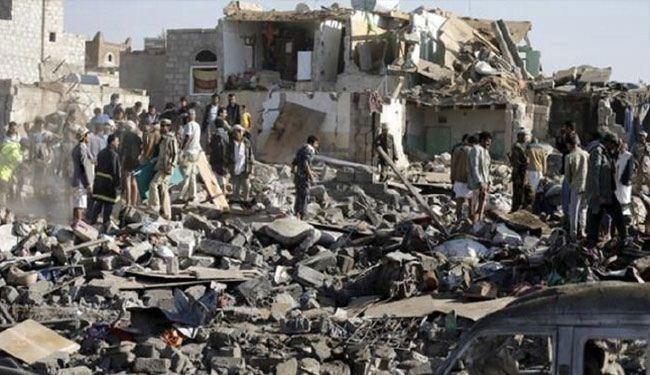 مخلفات العدوان السعودي على اليمن