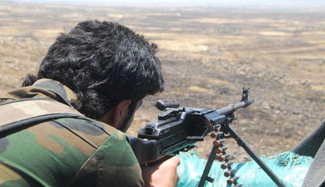 الجيش السوري يقضي على قياديين في داعش والنصرة في بصرى الشام