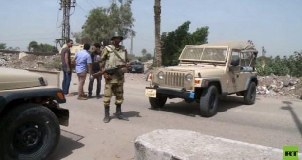 إصابة النائب العام المصري بانفجار في القاهرة