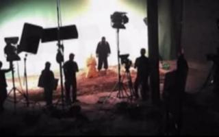شاهد.. تسريب يكشف خدعة أفلام داعش المرعبة