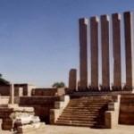 طيران العدوان السعودي يستهدف مدينة براقش الأثرية بمأرب ويدمر أحد الكباري في طريق صنعاء مأرب