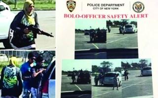 شرطة نيويورك تعلن الطوارئ للاشتباه بإرهابيين