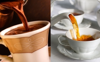 القهوة أم الشاي .. من يقي من سرطان الثدي ؟