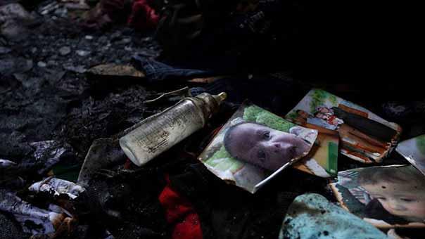 Palestine-house-BABY-burning