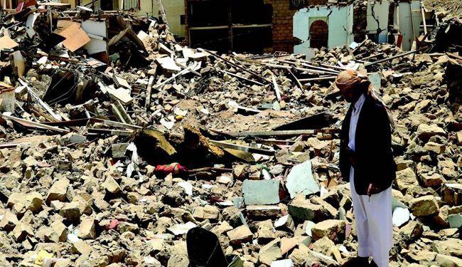 رايتس ووتش: غارات التحالف على اليمن غير مشروعة وتقتل المدنيين