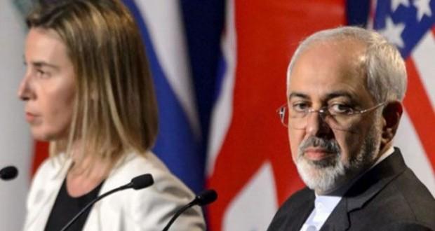 "ظريف لمفاوضيه في فيينا: ""لا تهدد ايرانيا ابدا!"""