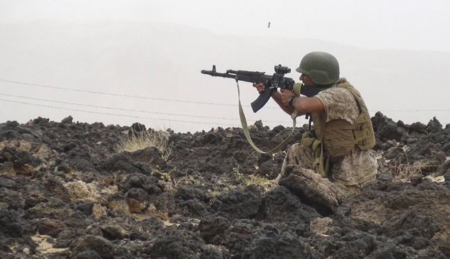 مقتل جنود سعوديين باستهداف يمني وتقدم للجيش واللجان