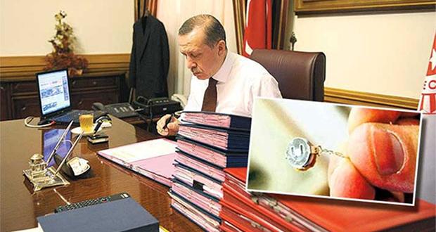 من وضع أجهزة التنصت في مكتب أردوغان؟