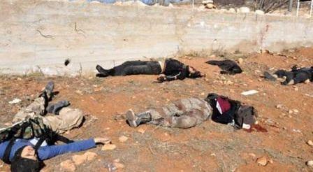 الداخلية العراقية : مقتل 32 داعشياً وتدمير مضافات وبث اذاعي لداعش في الانبار
