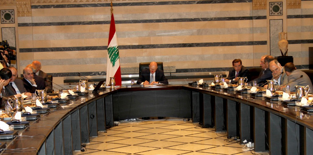 lebanon-cabinet