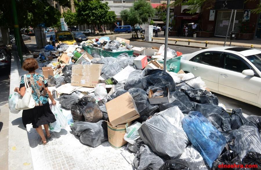 lebanon-garbage