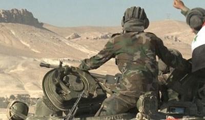 syrian-army-tadmor
