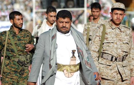 yemen-mhamad-ali-houthi