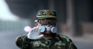 الشرطة الصينية تعتقل 12 شخصا على خلفية انفجار مستودع تيانجين
