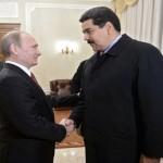 بوتين ومادورو يناقشان في بكين سبل تحقيق استقرار أسعار النفط