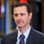 الرئيس الأسد للمنار: مكافحة الارهاب رأس أي مبادرة