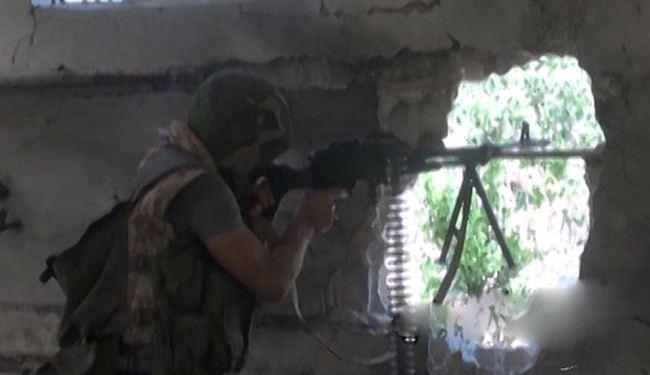 الجيش السوري والمقاومة يواصلان التقدم في وسط الزبداني