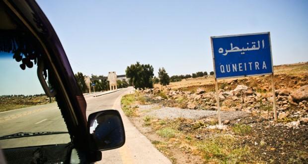 ما الذي يحصل في الجولان على الحدود السورية؟