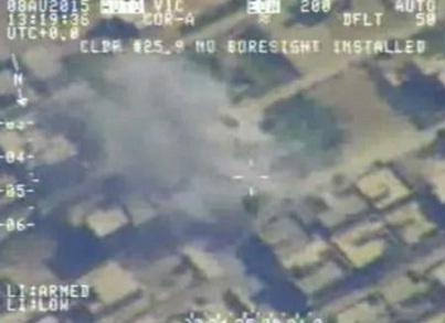 iraq-strike