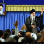 قائد الثورة الاسلامية : الطريق مسدود أمام أي توغل سياسي أو اقتصادي لأمريكا