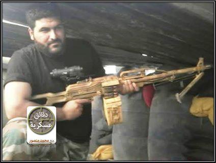 military-minutes-syria-army-gun